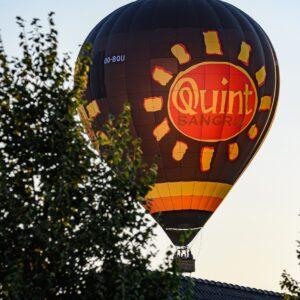 Ballonvaart West-Vlaanderen